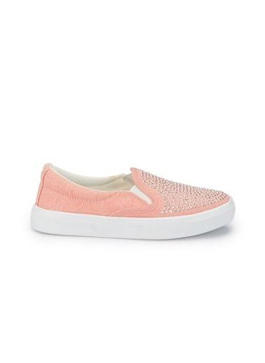 Pink Step Ayakkabı Somon
